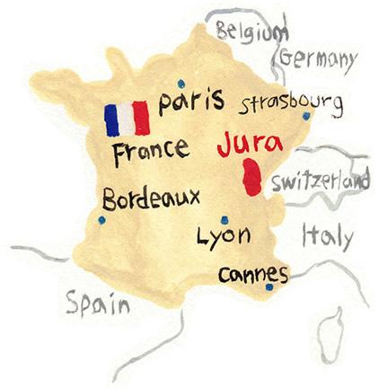 Jura is here