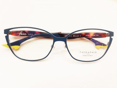ブランド:FACE a FACE モデル:BOCCA BELLE1 カラー:9134