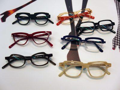 北村Domontのメガネが出来上がりました。