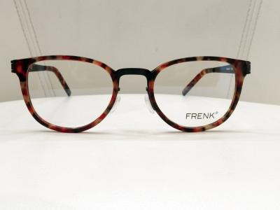 ブランド:FRENK EYEWEAR モデル:FKD190 カラー:06 価格:36,720円(税込)