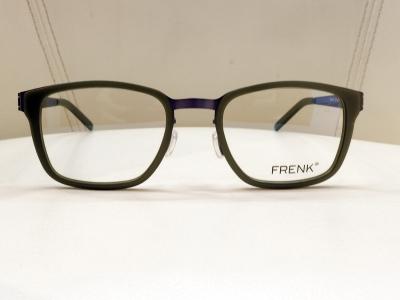 ブランド:FRENK EYEWEAR モデル:FKD192 カラー:03 価格:36,720円(税込)