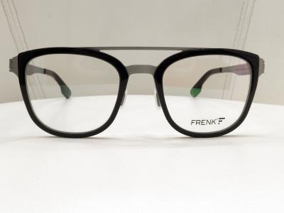 ブランド:FRENK EYEWEAR モデル:CHRONOS カラー:02 価格:36,720円(税込)