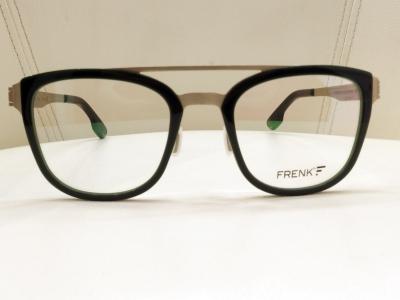 ブランド:FRENK EYEWEAR モデル:CHRONOS カラー:03 価格:36,720円(税込)
