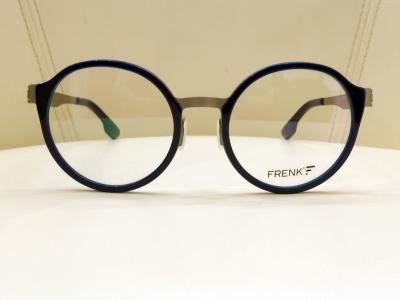 ブランド:FRENK EYEWEAR モデル:ORFEO カラー:02 価格:36,720円(税込)