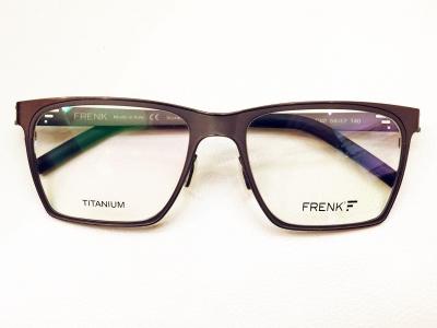 ブランド:FRENK EYEWEAR  モデル:MINOSSE カラー:02 価格:51,300円(税込)