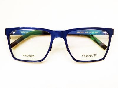 ブランド:FRENK EYEWEAR  モデル:MINOSSE カラー:04 価格:51,300円(税込)