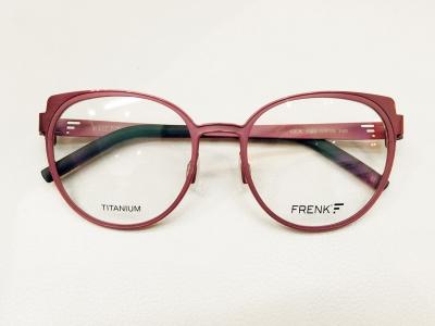 ブランド:FRENK EYEWEAR  モデル:GEA カラー:03 価格:51,300円(税込)