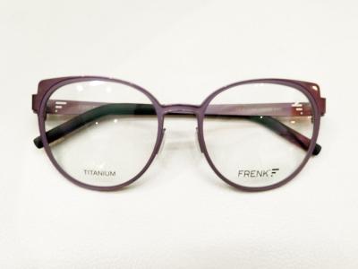 ブランド:FRENK EYEWEAR  モデル:GEA カラー:04 価格:51,300円(税込)