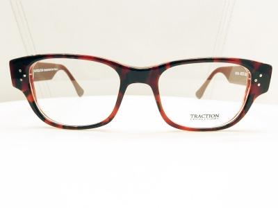 ブランド:TRACTION PRODUCTIONS モデル:KOOLHAS カラー:ECAROUGE 価格:41,040円(税込)