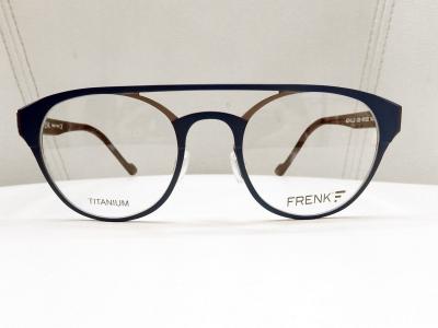 ブランド:FRENK EYEWEAR モデル:ACHILLE カラー:03 価格:51,300円(税込)