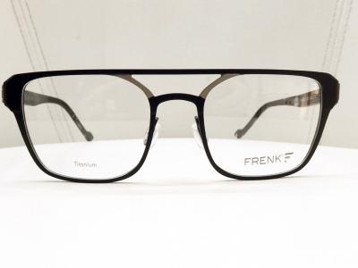 ブランド:FRENK EYEWEAR  モデル:PARIDE カラー:01 価格:51,300円(税込)