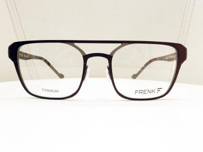 ブランド:FRENK EYEWEAR  モデル:PARIDE カラー:02 価格:51,300円(税込)
