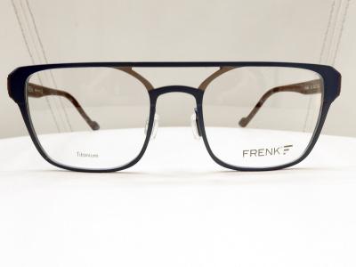 ブランド:FRENK EYEWEAR  モデル:PARIDE カラー:03 価格:51,300円(税込)