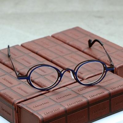ブランド:THEO モデル:EYE WIT VA カラー:222         価格:¥59,616(税込)
