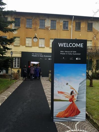 まずはMIDO前日、イタリアブランドのみ80社のイベントにご招待されたので行ってきました。