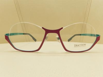 ブランド:TRACTION モデル:PAULETTE カラー:ROSETURC 価格:¥55,080(税込)