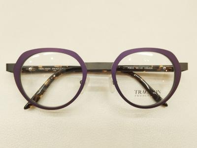 ブランド:TRACTION  モデル:PISCO カラー:VIOLEZE 価格:55,080円(税込)