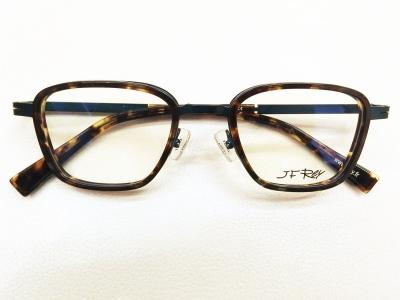 ブランド:J.F.REY モデル:JF2820 カラー:9045 価格:43,200円(税込)