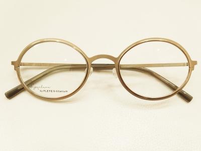ブランド:FLEYE COPENHAGEN モデル:COLLINS カラー:7001 価格:54,000円(税込)