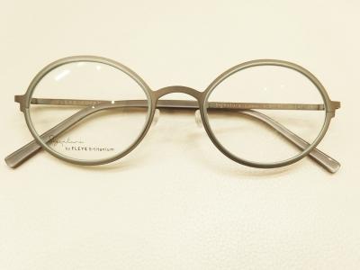 ブランド:FLEYE COPENHAGEN モデル:COLLINS カラー:802 価格:54,000円(税込)