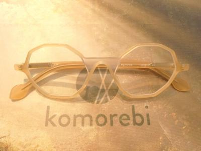 ブランド:komorebi モデル:TRAVIS カラー:HONEY 価格:45,360円(税込)
